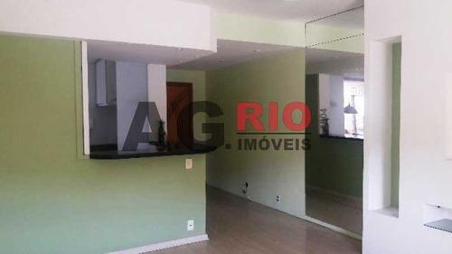 Apartamento-à Venda-vila Valqueire-rio De Janeiro - Agv31003