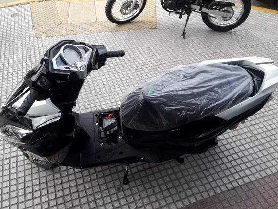 Honda Elite 125 Año 2019