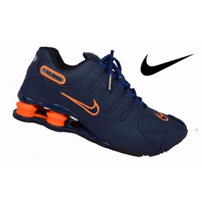 best website af763 ab62d Tenis Nike Shox Nz + Frete Gratis