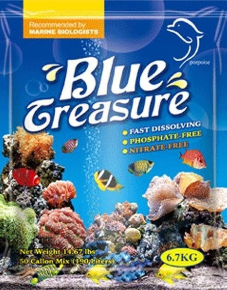 Sal Blue Treasure 6,7 Quilos