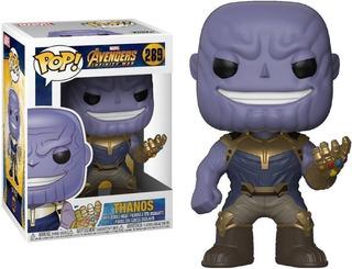 Funko Pop Thanos De Marvel Avengers Infinity War -minijuegos