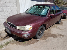 Ford Contour 2.0 Gl Power L4 5vel B/a Mt 1998