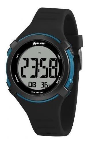 Relógio X Games Xmppd586 Bxpx= 24