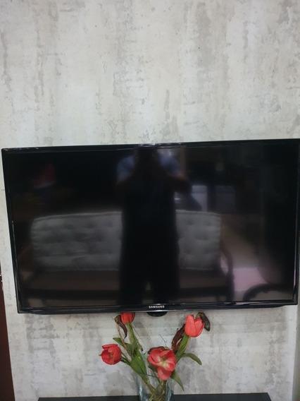 Smart Tv Samsung Usada 40 Com Tela Trincada