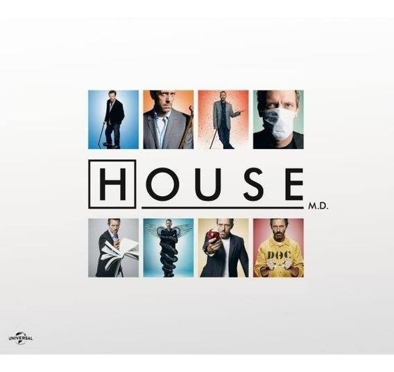 Dr House Completa Hd 1080p Audio Latino