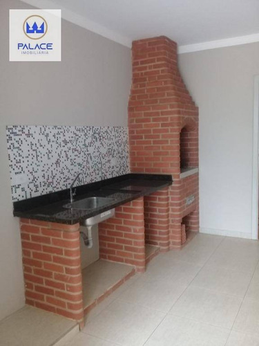 Casa À Venda, 100 M² Por R$ 385.000,00 - Residencial Bertolucci - Piracicaba/sp - Ca0332