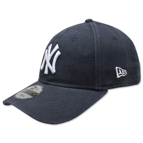 Gorra New Era 4940 Mlb Yankees Core Fit Azul