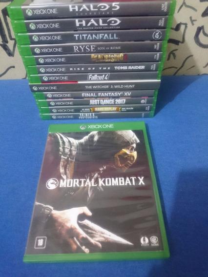 Mortal Kombat X Xbox One Midia Fisica