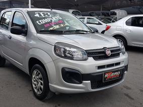 Fiat Uno 2018 Firefly Drive Completo 1.0 Flex 19.000 Km