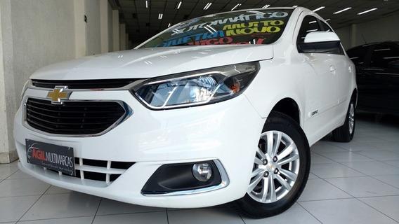 Chevrolet Cobalt 1.8 Ltz Único Dono 2016 Branco