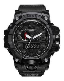 Relógio Masculino Militar Exercito Smael Prova Dagua G-shock