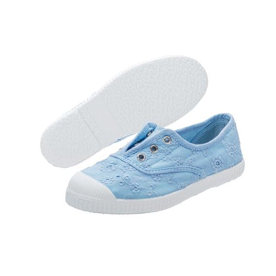 Zapato Casual Ingles Bordado Cienta