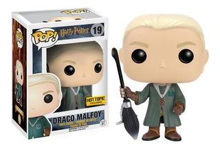 Funko Pop! Harry Potter Draco Malfoy 19 Hot Topic Original