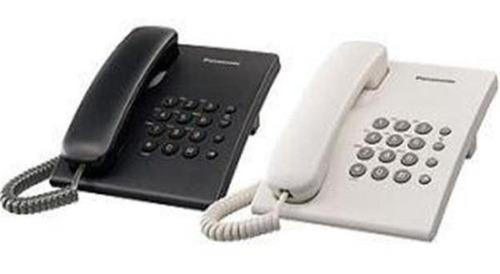 Imagen 1 de 2 de Telefono Oficina Casa Panasonic Kx-ts500 Mesa Pared 8694