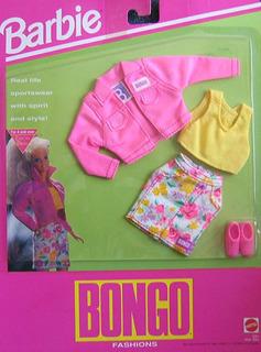 Barbie Bongo Fashions 1992