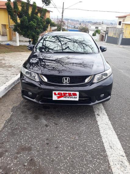 Civic Lxr Automático 2015