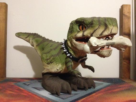 Dinosaurio Interactivo D Rex Mattel Leer Descripcion.