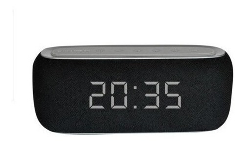 Rádio Dual Clock Goldship