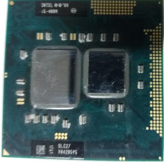Processador Intel Core I5-480m Slc27 Notebook (usado)
