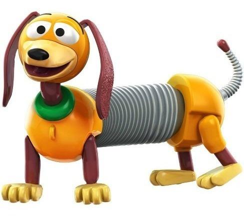 Slinky Dog Cachorro Totalmente Articulado Toy Story Mattel