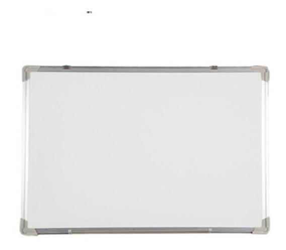 Lousa Quadro Branco Magnetico Avisos Mural Aluminio 30x20cm