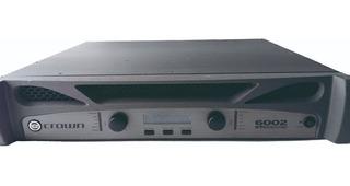 Crown 6002 Xti Amplificador Mekanika L/s