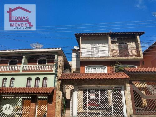 Imagem 1 de 18 de Sobrado Com 3 Dormitórios À Venda, 149 M² Por R$ 850.000 - City Pinheirinho - São Paulo/sp - So1835