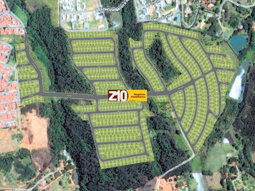 Te05234 -  Park Gran Reserve - Z10 Imóveis Indaiatuba - At 250m² - Empreendimento Fechado Com Área De Lazer Completa - Te05234 - 4985748