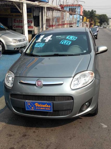 Fiat Palio Attract 1.0 2014 Flex M & F Veiculos
