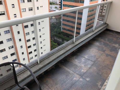 Apartamento Com 3 Dormitórios À Venda, 178 M² Por R$ 670.000,00 - Vila Bastos - Santo André/sp - Ap0889