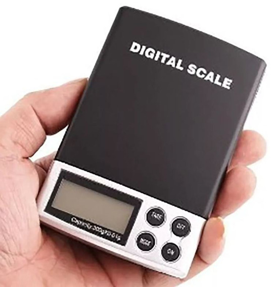 Bascula Gramera Digital De 0.1gr X 1000 Electronicas Joyero