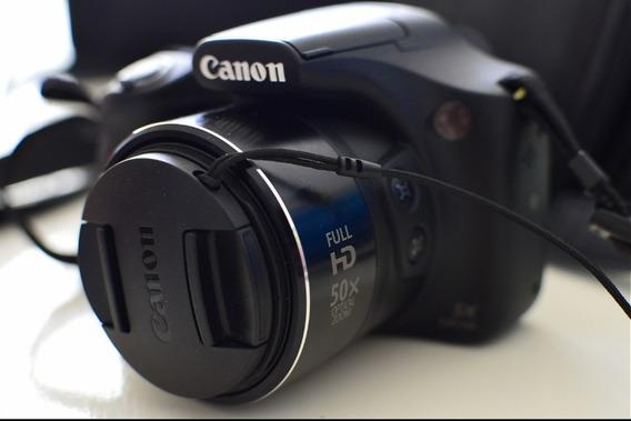 Cámara Semi Reflex Canon Powershot Sx530 Hs