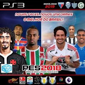 Pro Evolution Soccer 2018 Ps3 Psn+ Atualizacao Junho 2019