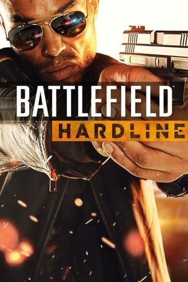 Pc Battlefield Hardline Novo Lacrado