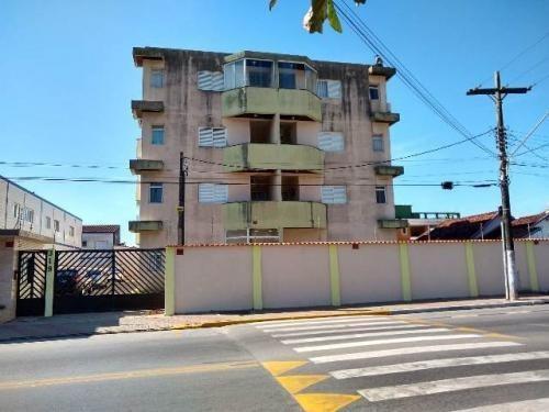 Excelente Apartamento Na Praia Do Sonho, Ref. 4306 M H