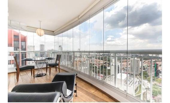 Apartamento Em Brooklin, São Paulo/sp De 75m² 1 Quartos À Venda Por R$ 1.090.000,00 - Ap190733