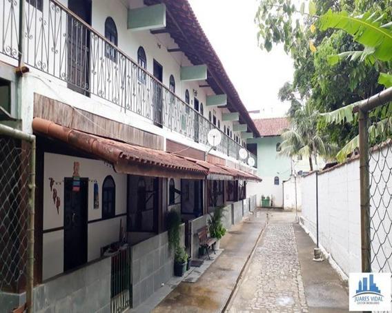 Apartamento De Um Quarto No Condomínio Solar De Itacuruçá - Mangaratiba/rj - 270 - 34209958