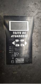 Adesivo Display Teste De Atuadores Ka070