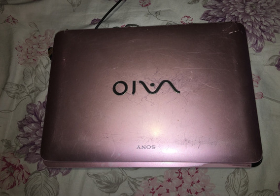 Notebook Sony Vaio Com Defeito
