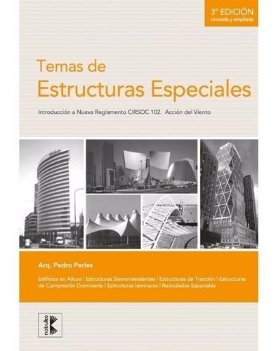 Imagen 1 de 1 de Temas De Estructuras Especiales 3* Edicion