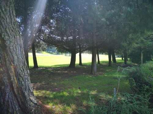 Terreno Sobre Campo De Golf