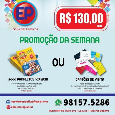 Panfletos Para Todo Brasil