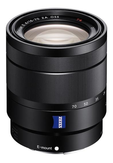 Lente Sony E 16-70mm F4 Carl Zeiss Za Oss Lens