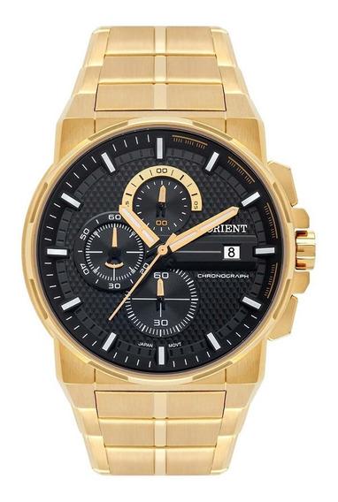 Relógio Orient Cronógrafo Analógico Masculino Mgssc028 P1kx