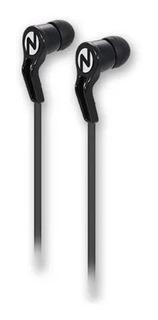 Auriculares Noga X-6060 Manos Libres In Ear Phones Negros