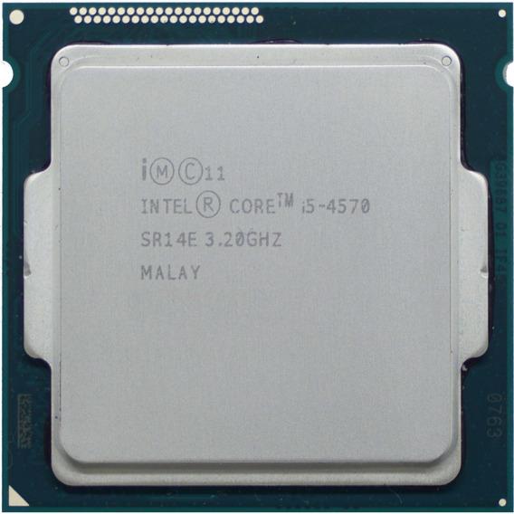 Processador Core I5 4570 3.6ghz Lga1150 Oem + Nfe