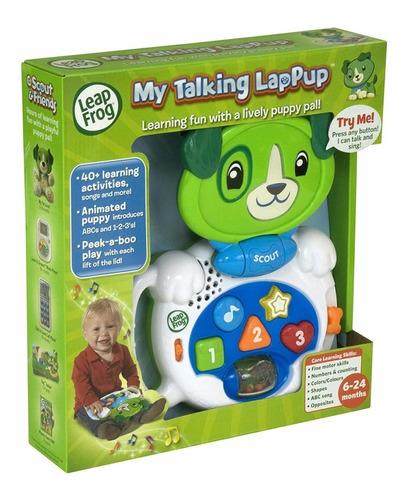 Imagen 1 de 2 de Notebook Infantil Baby Lap Verde