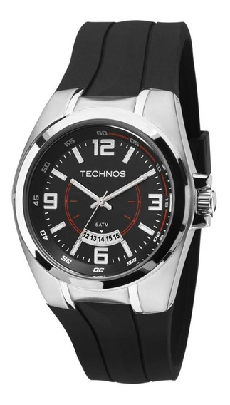 Relógio Technos Masculino Racer 2115kti/8r Aço Analogico Off