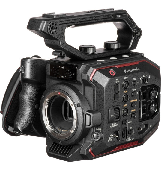 Panasonic Au-eva1 Compact 5.7k Super 35mm Cinema