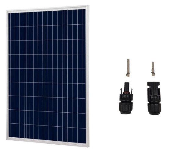 Panel Solar Celda Solar 100w